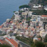 In Liguria le Cinque Terre