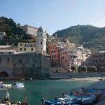 In Liguria c'e' Monterosso al mare