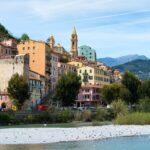 Ventimiglia, in Liguria