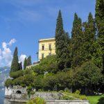 Giardino di villa dei cipressi